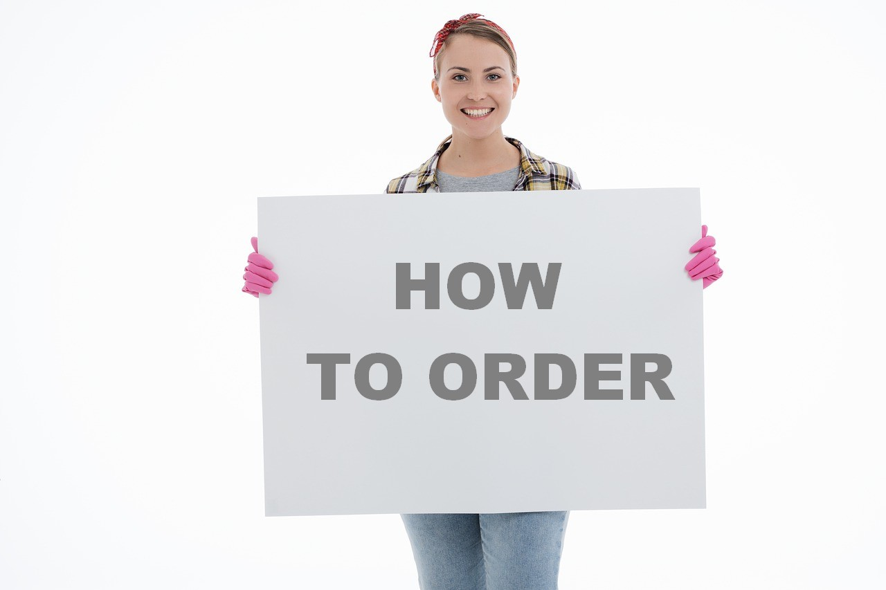 EBICA HOW TO ORDER
